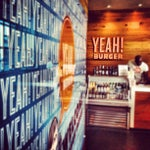 Photo taken at YEAH! Burger by Katie M. on 10/1/2012