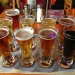 Photo taken at Smoky Mountain Brewery by Josh R. on 3/25/2013