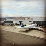 Photo taken at SFO AirTrain by Pjotor M. on 6/9/2013