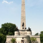 Photo taken at Lincoln Tomb State Historic Site by Rich D. on 6/20/2013