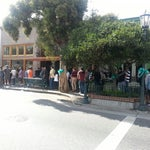 Photo taken at Apple Store, Los Gatos by Donna N. on 9/21/2012