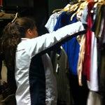Photo taken at Zara by Catalina U. on 3/14/2013