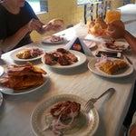 Photo taken at Restaurante Campestre El Alamo by Milagros G. on 5/18/2014