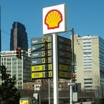 Photo taken at Shell Gas Station by Mrs Johnson T. on 3/9/2013