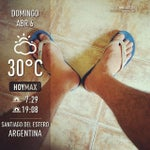 Photo taken at Santiago del Estero by Lautaro F. on 4/6/2014