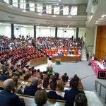 Photo taken at Facultad de Derecho (UCM) by Alberto O. on 6/24/2014
