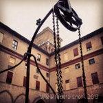 Photo taken at Castello Estense by Fedetails.net on 6/10/2013