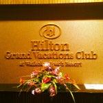 Photo taken at Hilton Grand Vacations at Waikoloa Beach Resort by Blake on 7/28/2013