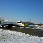 BizJet From United States Of America at Bern International Airport (BRN)