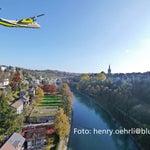 Mit SkyWork Airlines ,aus ganz Europa nach BERN AIRPORT