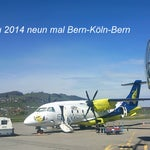 AB WINTER 2014/15 NEU MIT SKYWORK AIRLINES NACH SOUTHEND AIRPORT