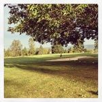 Photo taken at Penn State Golf Courses by Ashley E. on 9/15/2013