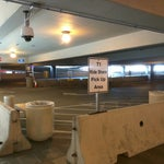 Taking Lyft/Uber from Terminal 1? Cross bridge to parking lot Level 2M for pickup area. Note this is one level *above* Level 2.