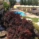 Photo taken at Hotel RL Ciudad De Ubeda by Jose Luis on 6/29/2013