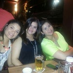 Photo taken at Santa Brasa Authentic Steaks by Francislaine O. on 10/5/2012