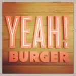 Photo taken at YEAH! Burger by Andrea E. on 5/16/2013
