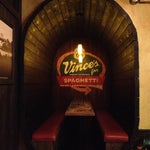 Photo taken at Vince's Spaghetti by Nicole B. on 10/27/2012