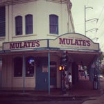Photo taken at Mulate's Cajun Restaurant by Mandi on 4/24/2013