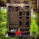 Photo taken at Handsworth Cemetery by Jeff K. on 10/29/2012