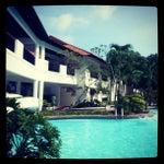 Photo taken at Nongsa Point Marina & Resort by Gracie H. on 1/6/2013