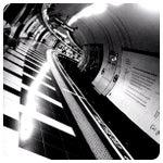 Photo taken at Waterloo London Underground Station by Fabien B. on 10/23/2011