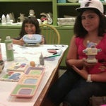 Photo taken at Alisa's Painted Bistro/Color Me Mine by Janet F. on 6/12/2012