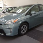 Photo taken at Le Mieux & Son Toyota by Gloria (Glorioke) B. on 6/18/2013