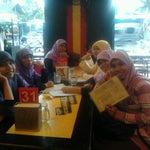 Photo taken at Tialif Cafe by 'Cekpuan' Sri &. on 4/13/2013