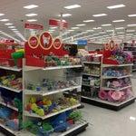 Photo taken at Target by Mossman $. on 2/21/2013