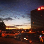 Photo taken at Hilton Lafayette - Closed by Casey E. on 2/24/2013