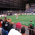Photo taken at Hartman Arena by G W. on 12/22/2012