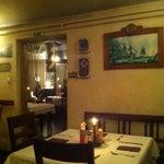 Photo taken at Pizzeria Azur by vesna š. on 2/21/2014