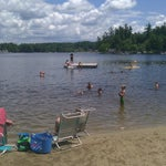 Photo taken at Beaver Lake by Rasberry S. on 7/14/2013