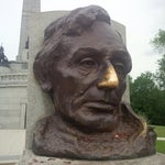 Photo taken at Lincoln Tomb State Historic Site by Greg  B. on 6/22/2013