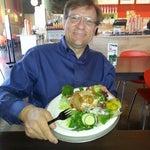 Photo taken at Zoës Kitchen by Marc A. on 3/13/2013