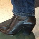 Photo taken at John Fluevog Shoes by Robin L. on 2/28/2013