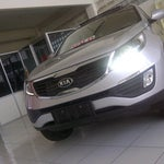 Photo taken at KIA showroom PT.Pratama Transindo by Erick A. on 10/7/2012