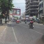 Photo taken at Jalan S.Parman by Vicky Noris P. on 3/7/2013