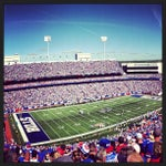 Photo taken at Ralph Wilson Stadium by Sam F. on 9/9/2013