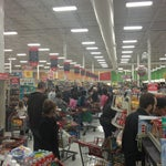 Photo taken at H-E-B by Lydia D. on 12/31/2012