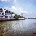 Photo taken at ท่าเรือพายัพ (Payap Pier)  N18 by PinMEMO S. on 7/3/2013