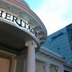 Photo taken at Heritage by Febi G. on 8/7/2013