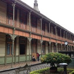 Photo taken at Palacio de Hierro by Alexandr L. on 5/31/2013