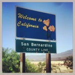 Photo taken at California / Nevada State Line by Caleb E. on 7/26/2013