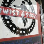 Photo taken at Twist & Shout Records by James J. on 6/7/2013