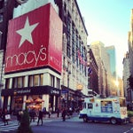 Photo taken at Macy's by Christopher P. on 5/13/2013