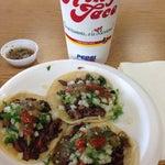 Photo taken at King Taco Restaurant by David G. on 6/12/2013