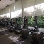 Photo taken at Gym 5th floor the rajdamri by EmiliyaM on 5/18/2015