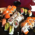 Photo taken at Bento Cafe by Jill R. on 6/22/2013