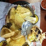Photo taken at Moe's Southwest Grill by Jessica M. on 7/1/2013